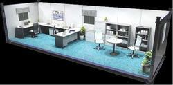 Executive Office Cabin