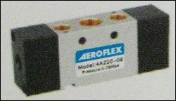 Pneumatic Control Valve (4a220-08)