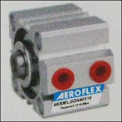Thin Type Pneumatic Cylinder (Sda 40x15)