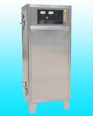 25-100g/H Oxygen Source Ozone Generator For Fish Farming Water Disinfection