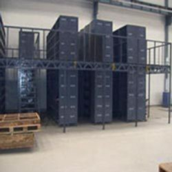 Commercial Two Tier Storage Systems