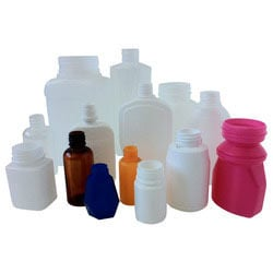 Injection Blow Molded Bottles