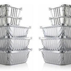 Light Weight Aluminum Containers