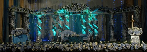Corporate Party Stage Decoration Services