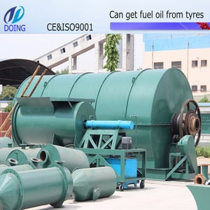 Waste Plastic Pyrolysis Plant for Oil