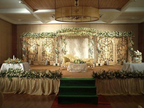 Wedding Ceremony Stage Decoration Service