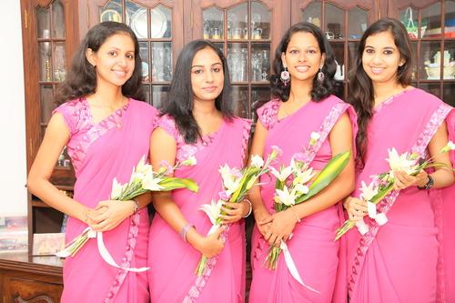 Bride Maids Bouquet