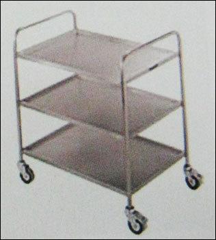 Lab Trolley - Zeba Lab Furniture Pvt  Ltd , Building No  IX