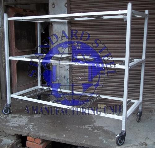 Mortuary Storage Rack