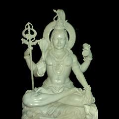 Shiv Marble Statue