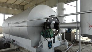 Recycling Machine For Waste Tyre