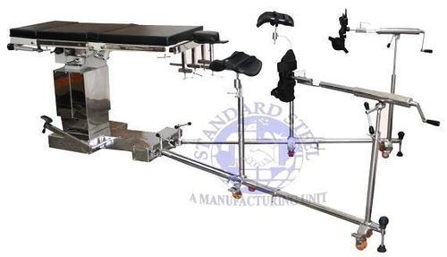 Orthopedic Hospital Use Table