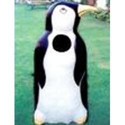 Fiberglass Penguin Shape Dustbin in  Indl. Area Ph-2