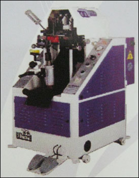 Automatic Hydraulic Heel Lasting Machine