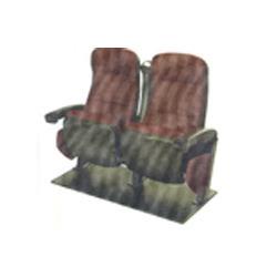 Fine Finish Push Back Chair