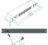 Broadcast Lights (DP-81 Splitter Panel)