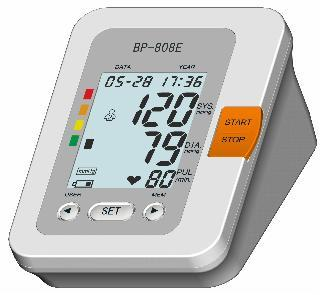 Image result for blood pressure monitor bp-808e