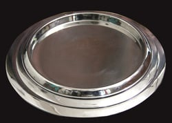 Stainless Steel Bar Tray