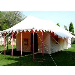 Modern Swiss Cottage Tent