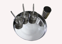 SS Thali Set in   Manakpur Industrial Area