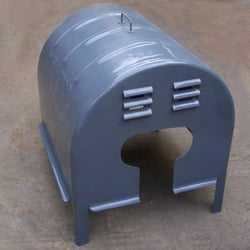 Durable FRP Motor Covers