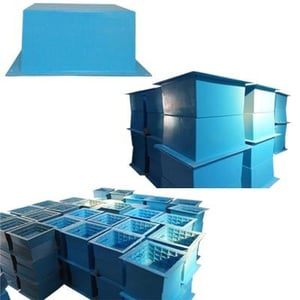 Durable FRP Waffle Moulds