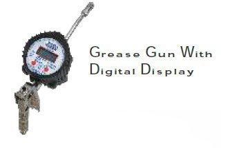 Grease Gun With Display