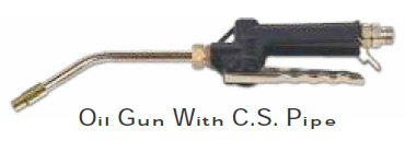 Oil Gun With C.S. Pipe