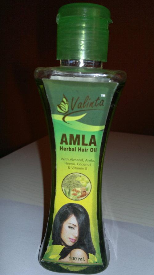Amla Herbal Hair Oil