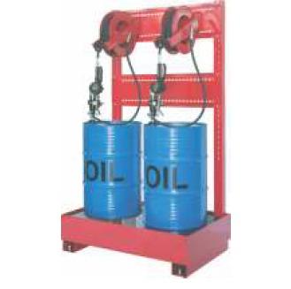 Pneumatic Oil Distribution Unit