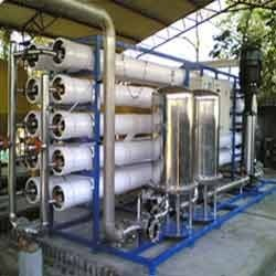 Primary Water Treatment Plant