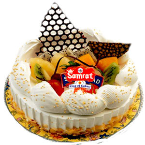 Vanilla Birthday Cake in  Sohna Road