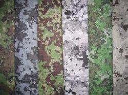 Digital Camouflage Fabrics