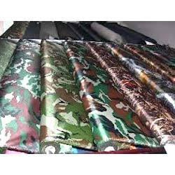 Pu Coated Camouflage Fabrics in  New Area