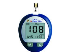 Blood Glucose Meter And Strip
