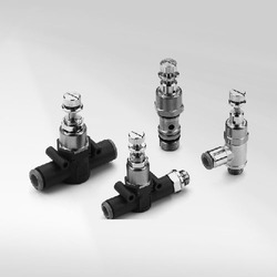 Pneumatic In-Line Pressure Regulator