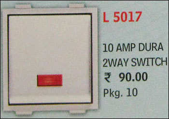 Two Way Switch L 5015 in Mumbai Maharashtra Solanki Industries