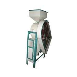 Groundnut Skin Remover Machine Without Shaker