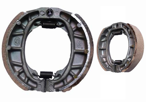 Asbestos Brake Shoes Cg125