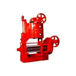 High Capacity Oil Expeller