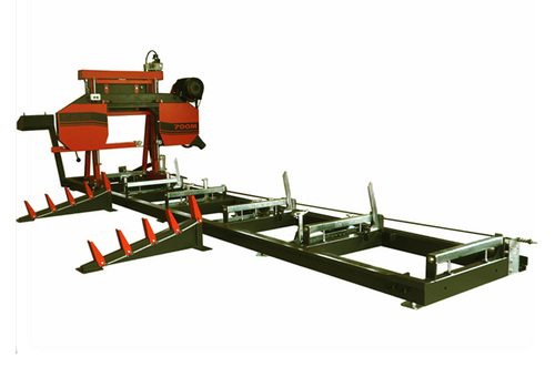 Portable Band Saw Mill