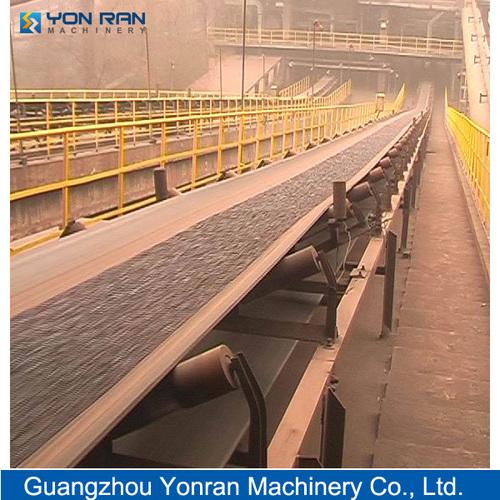 Stone Rock Belt Conveyor Machine in Guangzhou, Guangdong