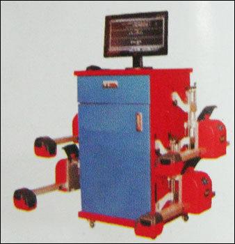 Ccd 4 Wheel Rf Aligner-7000rf