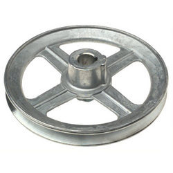 Single Groove Pulley