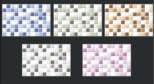 8 X 12 Digital Wall Tiles In National Highway