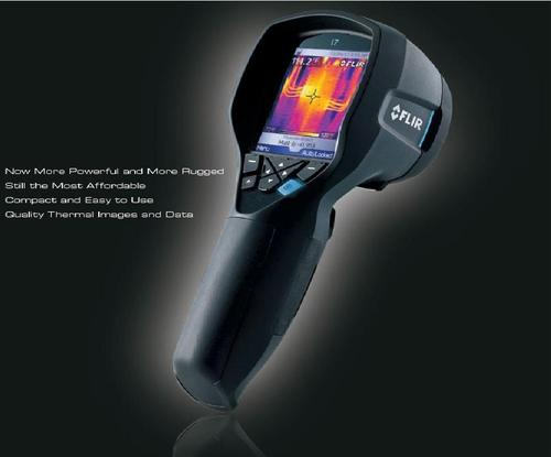 Affordable Thermal Imager (-20 To +280dg)