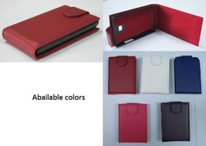 Mobile Phone Leather Case and Cover