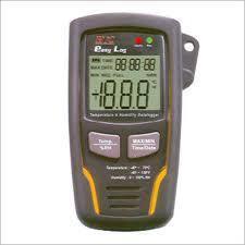 Temperature And Rh Datalogger