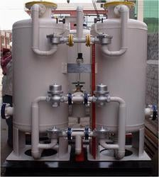 Heat Of Compression No Purge Loss Type Air Dryer