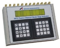 Load Cell Multi Channel Indicator